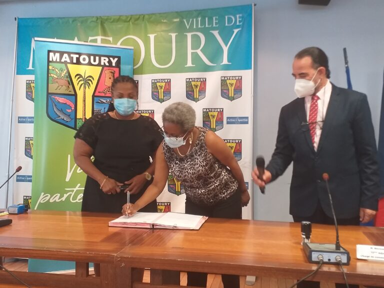 Read more about the article Convention MISE de Matoury
